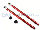 RX7 FD3S Red Adjustable Rear Toe Control Lower Arm (Pair)